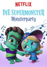 Die Supermonster-Monsterparty