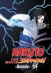 Naruto Shippuden The Movie 2 – Bonds