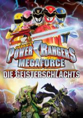 Power Rangers Megaforce: Die Geisterschlacht