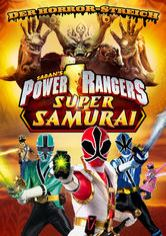Power Rangers Super Samurai: Der Horror-Streich