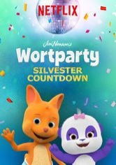 Wortparty: Silvester-Countdown